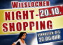 Heute: Wieslocher Nightshopping
