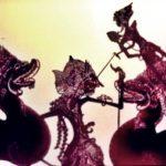 """Einzigartiges Schattenspiel  """"Der verbotene Sohn"""" im Marionetten Theater, Wiesloch"""