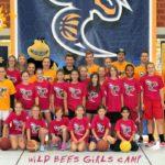 Wild Bees Basketball Academy: Erfolgreiches Girls Camp in den Herbstferien