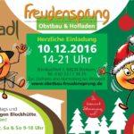 Eröffnung des Kaffeestadl's – Obsthof Freudensprung
