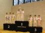 6 Medaillen beim GKVBW Cup