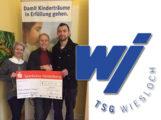 TSG Wiesloch – Volleyball: Spendenaktion