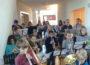 Jugendstadtkapelle erfreut Senioren und Kranke