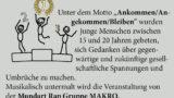 Siegerehrung des Literarischen Wettbewerbs des Kulturforums Südliche Bergstraße