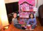 Verspätetes Weihnachtsgeschenk lässt Kinderaugen leuchten …