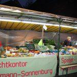 Der Wochenmarkt in Wiesloch
