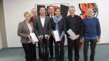 Weltmeister-Sonderehrung im Rathaus – Walldorfer Leichtathleten erfolgreich