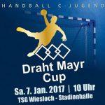 Handballnachwuchs beim Draht Mayr Cup und Volksbank Kraichgau Pokal