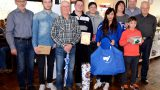 Meisterschaftsfeier der TSG Wiesloch – kleine Feierstunde