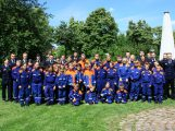 Jugendfeuerwehr Wiesloch feiert ihr 50-jähriges Bestehen