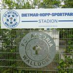 DFB-Pokal-Spiele in Walldorf und Sandhausen: Verkehrsänderung beachten!