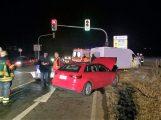 Feuerwehr-Bericht zum Verkehrsunfall