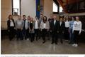 Verabschiedungen und Neuverpflichtungen im Jugend-gemeinderat 2017