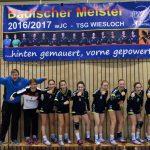 Wieslocher Handball-Mädels sind Badische Meister