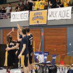 Basketball Sandhausen: Wild Bees gewinnen Lokalderby gegen Leimen