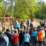 50 Jahre Waldschule Walldorf: Der Sponsorenlauf war ein toller Erfolg