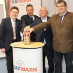 Warnservice KATWARN am Start