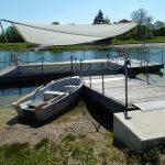 Ab ins Wasser! Am Sonntag, den 30. April, öffnen See und Freibad des AQWA in Walldorf