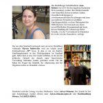 """""""Grenzerfahrungen"""" – Lesung am 18.05. mit Anne Richter und Marcus Imbsweiler"""