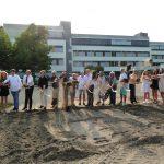 Walldorf hat Großes vor: Spatenstich am Schulzentrum