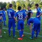 1. FC-Astoria Walldorf: Auftaktsieg gegen Drittligist SV Wehen Wiesbaden