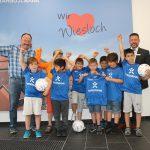 TARGOBANK überreicht Spenden an Wieslocher Vereine
