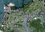 DWD warnt: Örtlich starke, teils unwetterartige Gewitter gut möglich