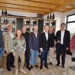 Erik Schweickert besuchte Weingüter