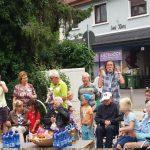 Mach mal Pause! Der Laufende Seniorenbus in Walldorf