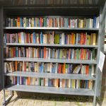 Bücherregal-Jubiläum am 30. Juli