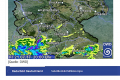 DWD warnt: Vermehrt kommen Gewitter auf.  Sie gehen meist mit Starkregen einher