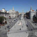 Seit gestern: Singende Medizinstudenten aus Porto zu Gast in Wiesloch