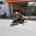 Wiesloch: Motorradfahrer bei Verkehrsunfall schwer verletzt