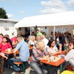 Kulinarischer Bücherflohmarkt im Tom-Tatze-Tierheim aus Sicht des Tierheimes