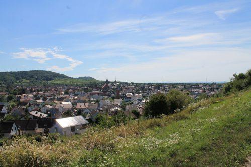 Blick auf Rauenberg