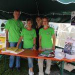 Kulinarischer Bücherflohmarkt im Tom-Tatze Tierheim