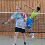 TSG Wiesloch: Badminton  40. Bacchus-Turnier in Wiesloch