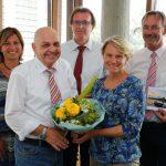 Stadt Walldorf: Egon Hejda in den Ruhestand verabschiedet