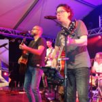 Winzerfest Montag: Cool Breeze im Festzelt