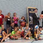 BB-Bank unterstützt die Basketballer der TG Sandhausen
