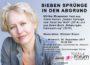 """""""Sieben Sprünge in den Abgrund"""" – Lesung mit Ulrike Draesner am 20.9."""