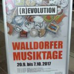 "Morgen, 23.9.: Walldorfer Musiktage 2017 mit ""Reaching for the Stars"""
