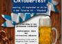 Oktoberfest des Stadtteilvereins Altwiesloch