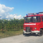 Oldies im Park – Historische Feuerwehrfahrzeuge
