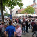scheeee war's – erste Fotos von Wein und Markt 2017