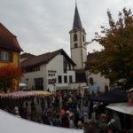 Rückblick: Wieslocher Herbst-Markt am Verkaufoffenen Sonntag mit zahlreichen Besuchern