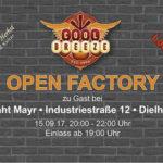 Draht Mayr GmbH Dielheim präsentiert Cool Breeze – live on stage
