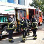 Aktivitäten der Feuerwehr 2017 – üben – üben – üben