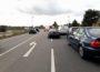 Polizei Kurzmeldung: L 598: Verkehrsunfall, zwei Fahrzeuge beteiligt, Auto überschlagen