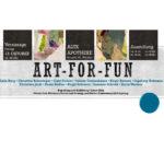"""Kunstausstellung """"Art-for-Fun"""" in der """"Alten Apotheke"""""""
